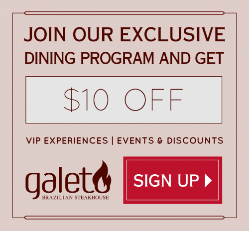 Join Our Exclusive Dining Program and Get